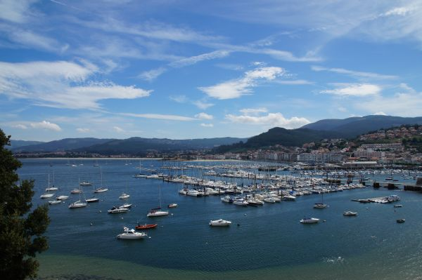 Hafen Baiona
