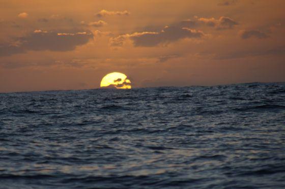 Sonnenuntergang 151012