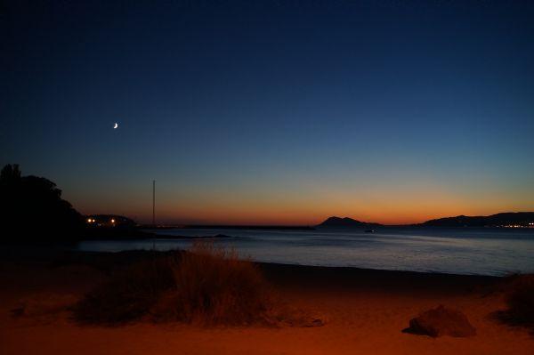 Strand Portosin Abend